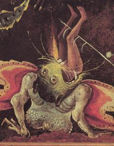 The Last Judgement detail 1504 Hieronymus Bosch